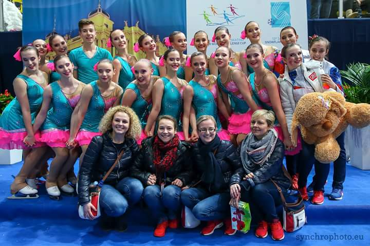Team Darlings, Zagreb 2016